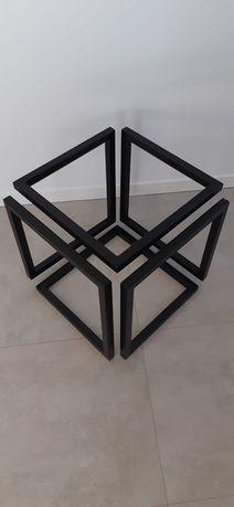 Podstawa stolika lub designerski element wyposażenia domu