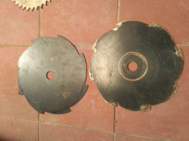 Диски для мотокосы (лот )- 280 грн.