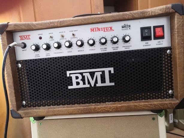 Лампова голова / підсилювач BMT Minilux