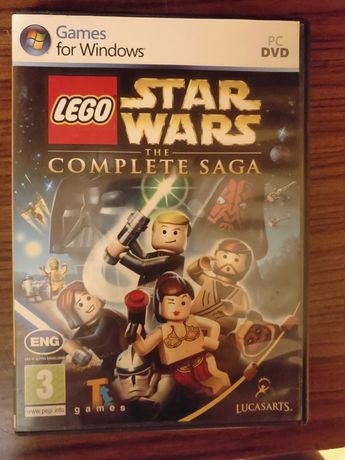 LEGO Star Wars Gra