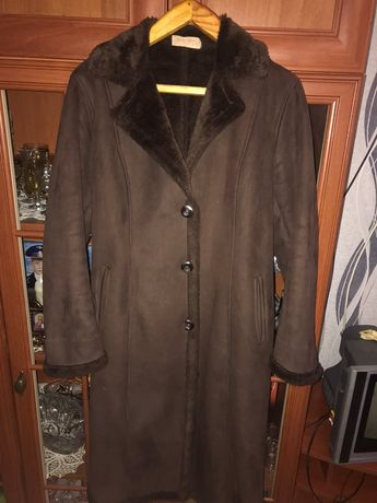 Дублёнка женская и пальто