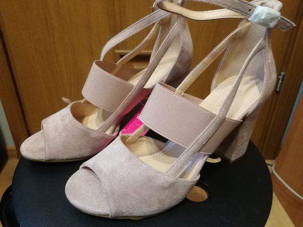 Buty sandały Purlina nowe