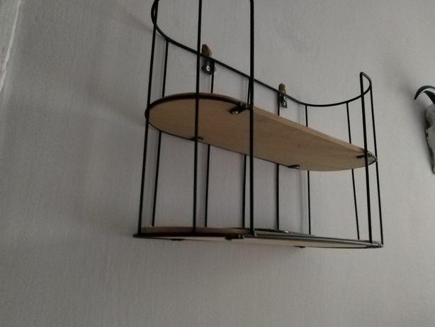 Półka indriustial loft