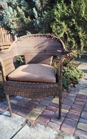 Ротанговые кресла, мебель садовая