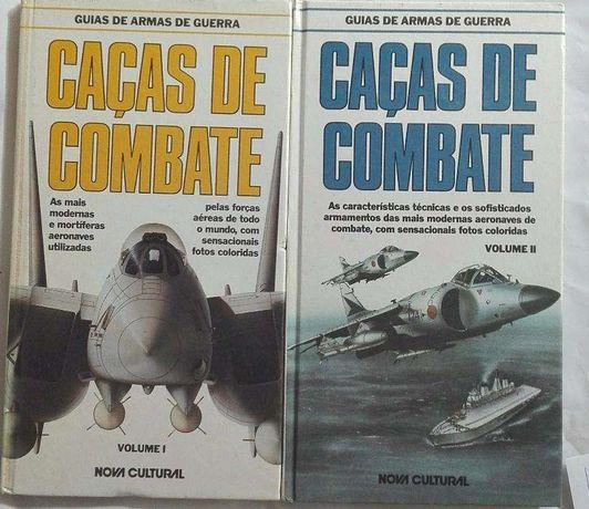 """Guias de Armas de Guerra"" - Caças de Combate"