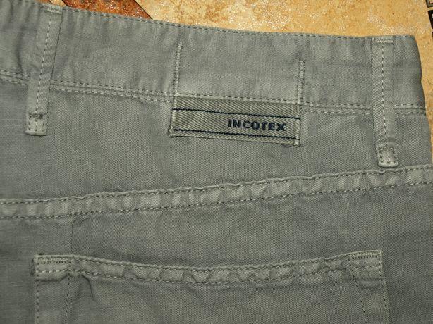 Мужские брюки люксового бренда Incotex, Italy. 34