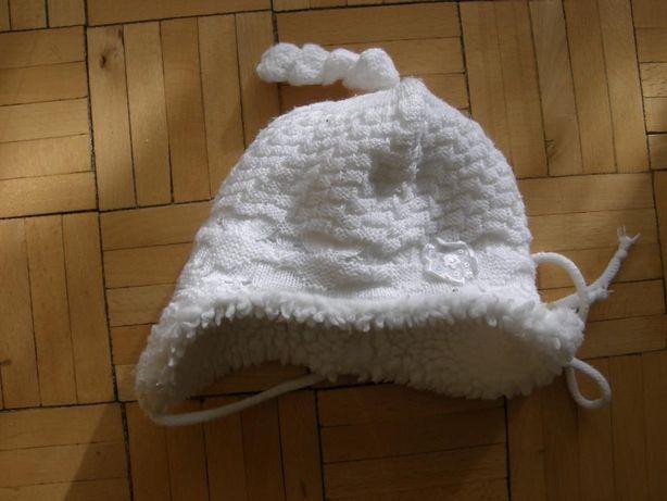 czapka zimowa 7-9 miesięcy
