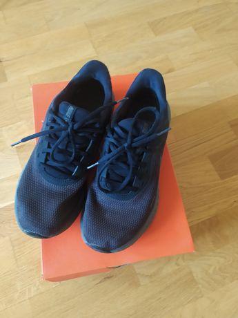 Buty Nike sportowe męskie czarne stan idealny Rozm 41