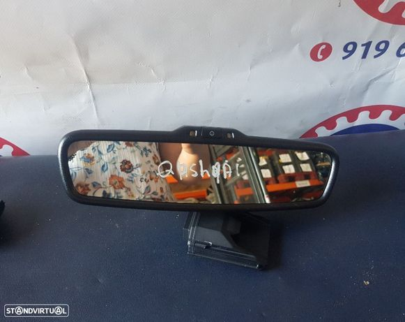 Espelho Retrovisor Interior Nissan Qashqai 2017