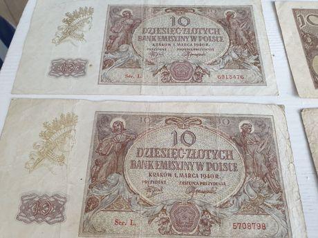 Kolekcje banknoty stara Polska