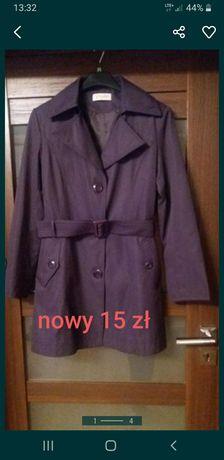 Nowy płaszcz wiosna