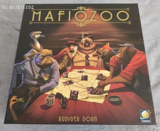 Mafiozoo planszowa dla 2-4 osób