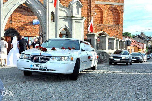 Auto do ślubu, Samochód do ślubu, Wynajem limuzyny