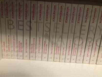 "Kolekcja ""Bestsellery na obcasach"""