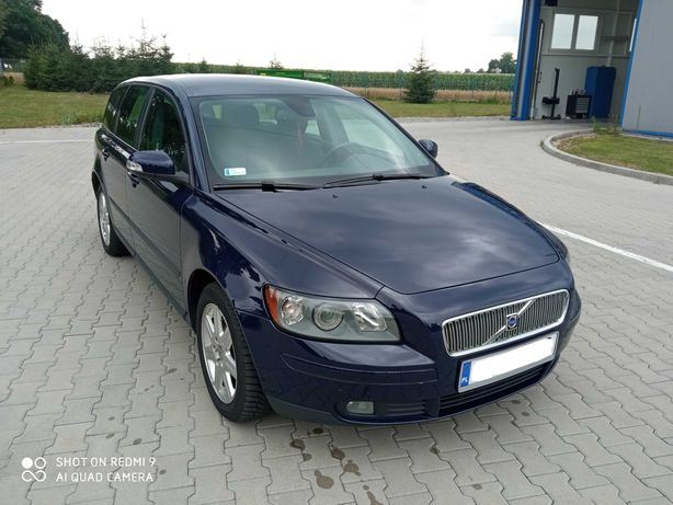 Volvo V50 1.6D 2007r