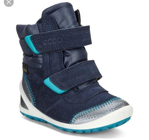 Ботинки детские Ecco размер 22