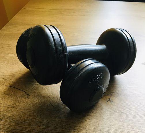 2 hantelki waga 1,5 kg