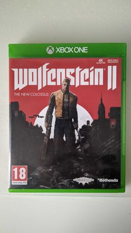 Xbox one Wolfenstein II