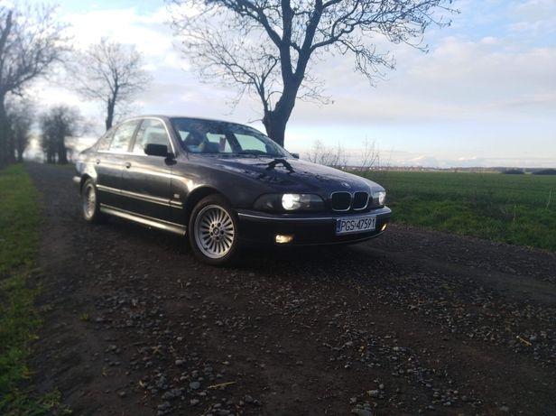 BMW e39 limuzyna