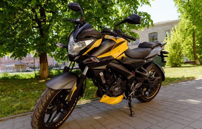Мотоцикл BAJAJ Pulsar NS200 (Знижка -280$) Доставка Безкоштовна