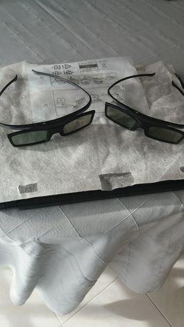 Óculos 3 d samsung