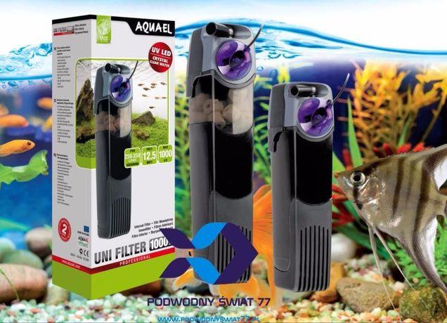Aquael UNIFILTER UV 500,750,1000 nowy - Filtr wewnętrzyny - akwarium