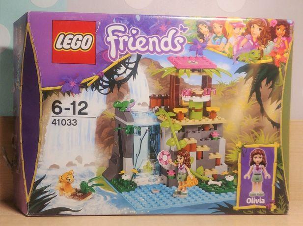 41033 LEGO Friends Dzikie wodospady