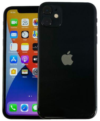 iPhone 11 64GB, powystawowy, klasa Select + gratisy!