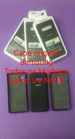 Capa Original Samsung S8 - S9 - S10 - S20 - Note 8 - Note 10