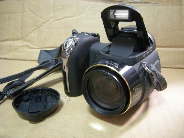 Фотоапарат Konica Minolta Dimage Z6