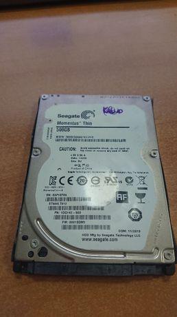 2.5 Seagate Momentus Thin 500Gb (ST500LT012)