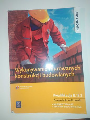 Wykonywanie murowanych konstrukcji budowlanych   podręcznik