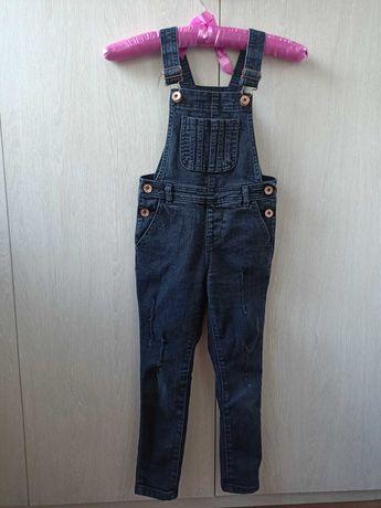 Комбинезон джинсовый для девочки Denim