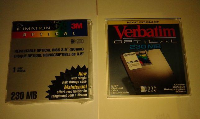 Disk Optical 3.5 Verbatim/Imation