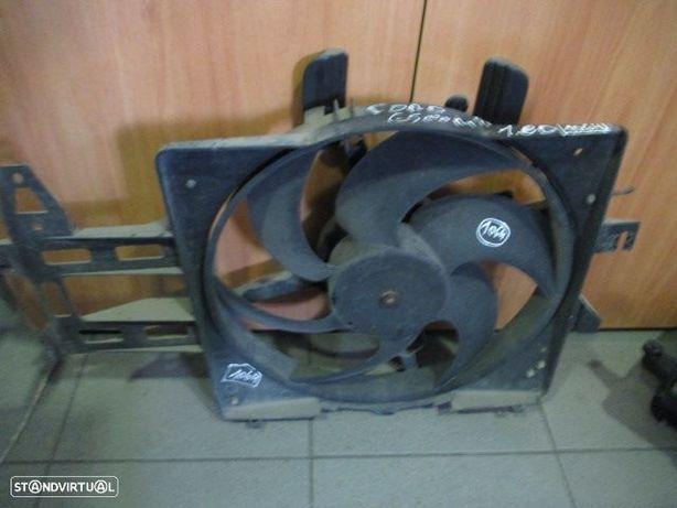 Ventilador completo 91AB8600AA FORD / ESCORT SW / 1993 / 1.8 d /