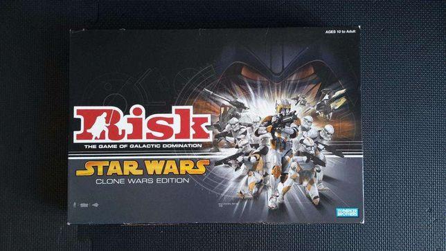 Risco star wars clone wars edition