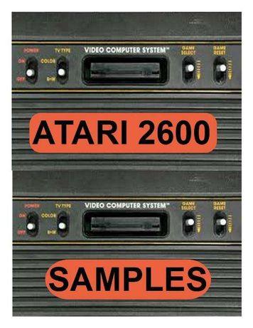 Samples Atari 2600