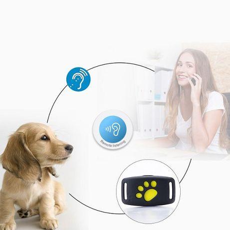 Rastreador GPS localizador em tempo real para cão gato animal
