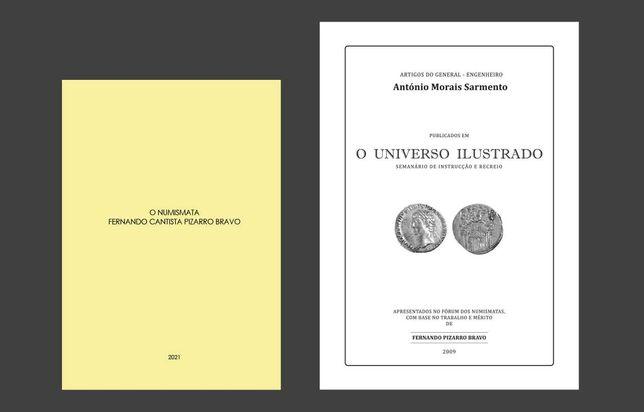 PACK Cadernos Numismáticos (2 publicações)
