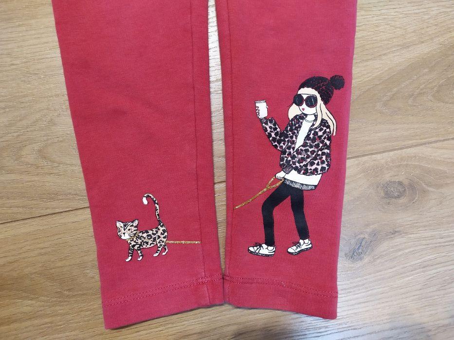 spodnie, legginsy C&A rozmiar 116 Inowrocław - image 1