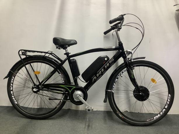 Электровелосипед дорожный. Электронабор 48V 500 ватт. Shimano Nexus