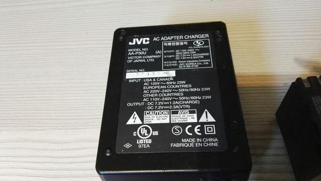 Ladowarka JVC  baterie