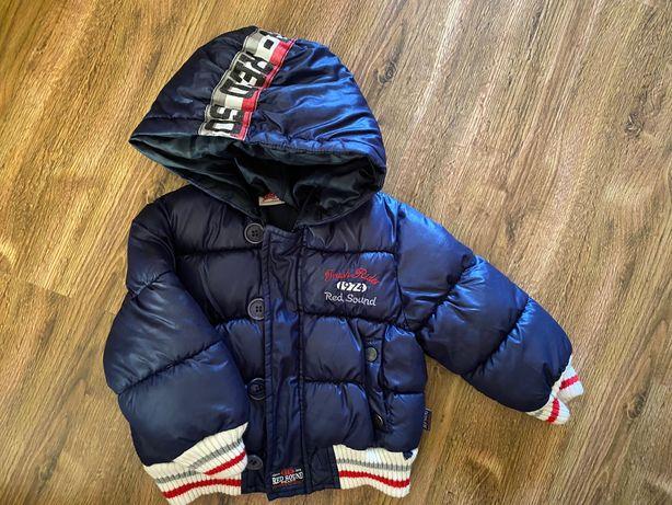 Курточка деми на хлопчика