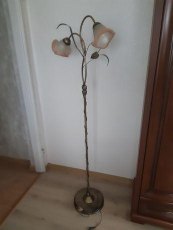 Lampa stojąca 150cm stan bardzo dobry