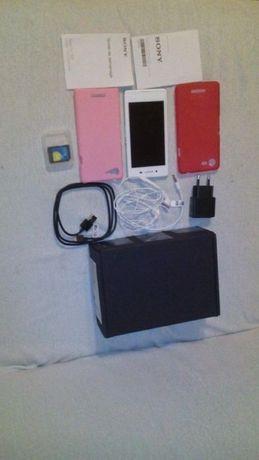 Sony xperia e3 blanc rec
