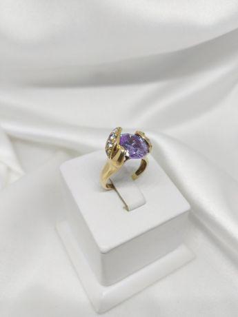 Золотое кольцо 750* проба размер 18 вес 6,34