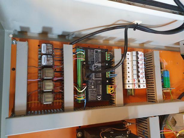 Agregat sieć przełącznik szr prądotwórczy