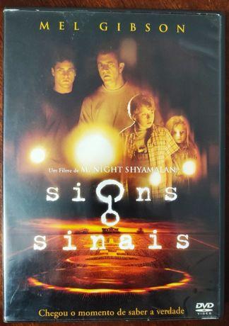 Sinais - Signs - 2002 - DVD