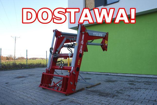 RATY Ładowacz czołowy TUR na ciągnik traktor WOLMET 1500kg Wol-Met