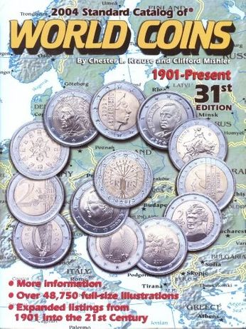 Standard Catalog of World Coins